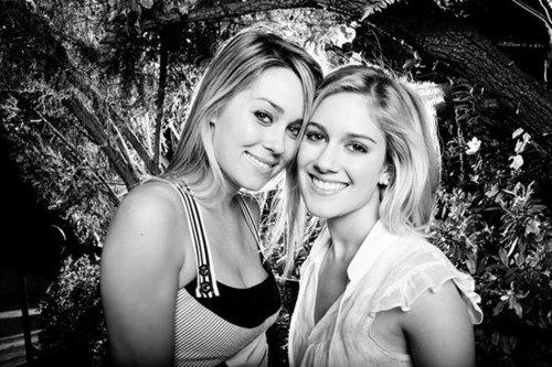 Season 1: Lauren and Heidi