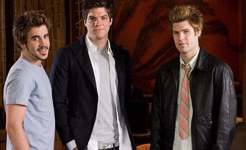 Season 1: The Boys