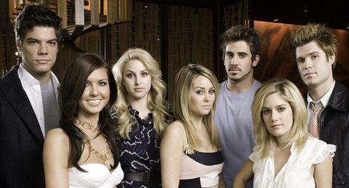 Season 1: The Cast