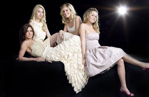 Season 1: The Girls