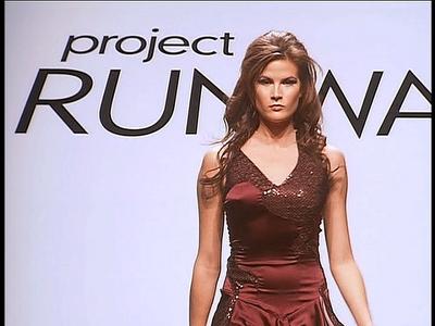 Project runway, start-und landebahn Hintergrund entitled Season 2, Episode 7