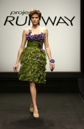 Project runway, start-und landebahn Hintergrund titled Season 2, Episode 9