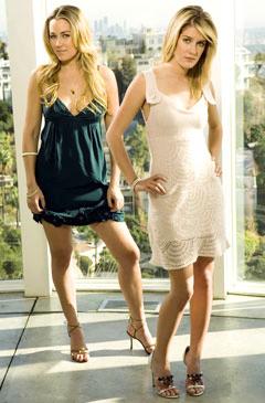 Season 2: Lauren and Heidi