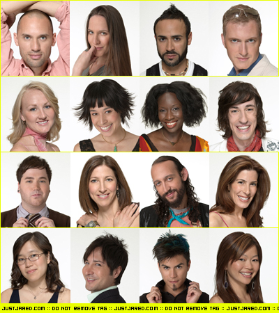 Project Runway wallpaper titled Season 2 Cast