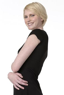 Season 2 Model: Rachael