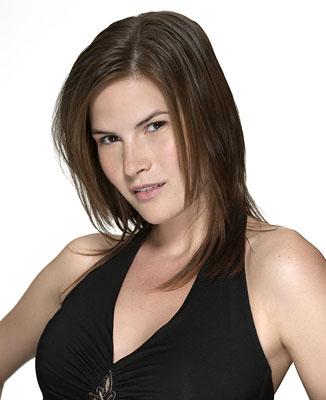 Season 2 Model: Rebecca
