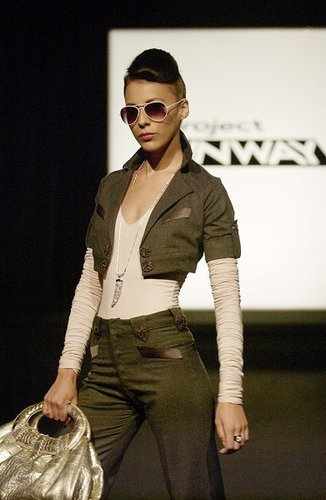 Project Runway wallpaper entitled Season 3, Episode 4