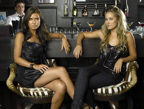 Season 3: Lauren and Audrina