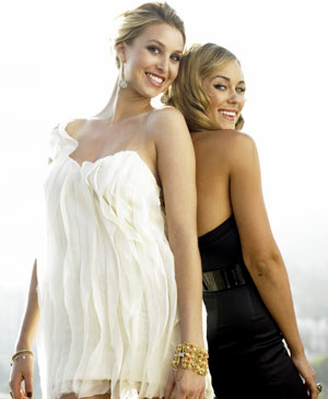 Season 3: Lauren and Whitney