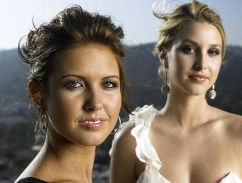 Season 3: Whitney and Audrina