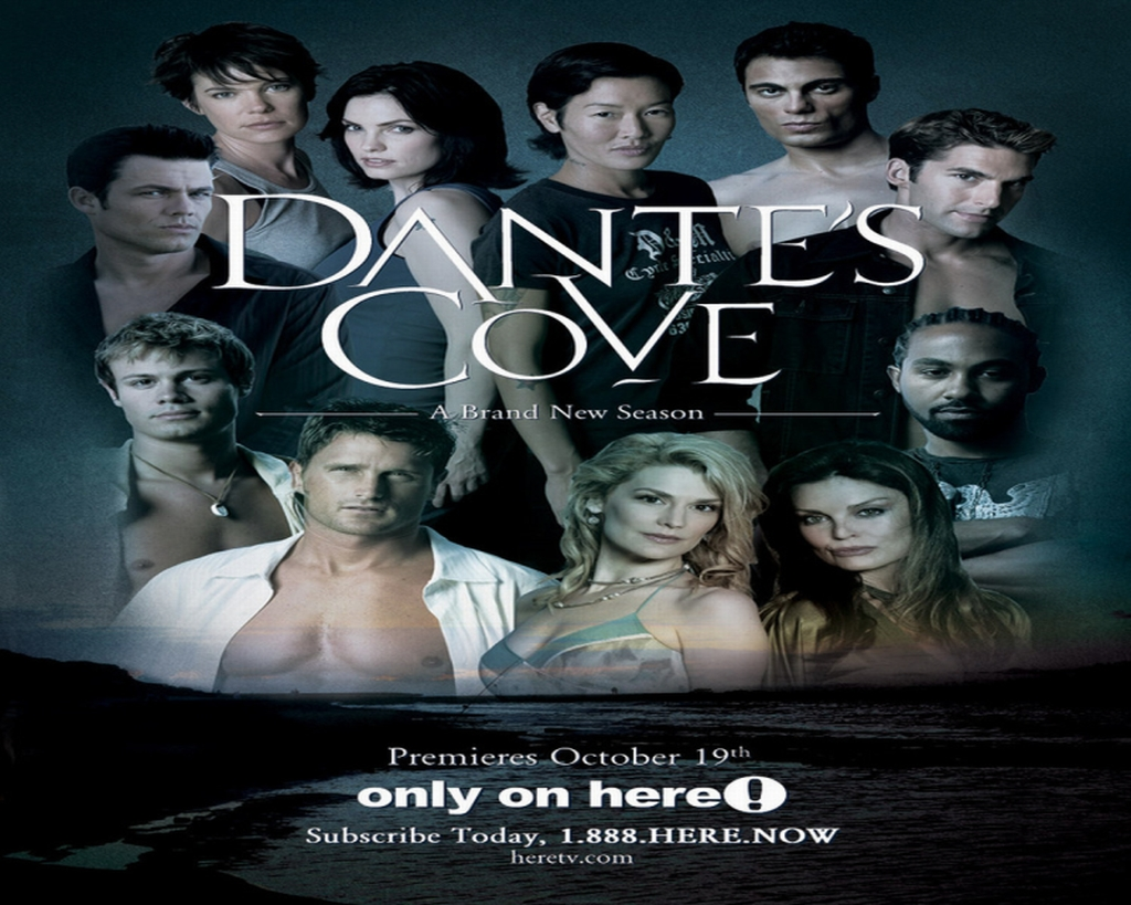Dante's Cove - Season 3 movie