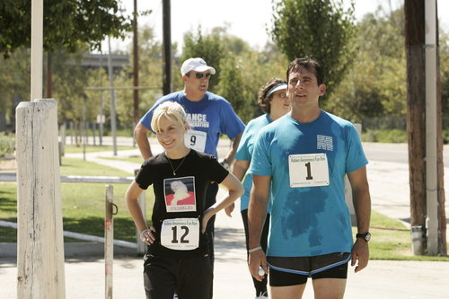 Season 4 - Fun Run - steve-carell Photo