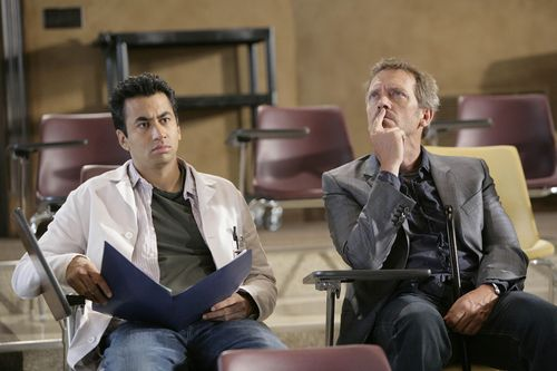 Season 4 - House and Kutner