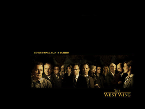 The West Wing wallpaper entitled Season Finale wallpaper 1