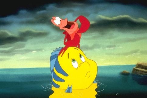 Sebastian & Flounder
