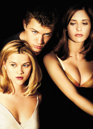 Cruel Intentions wallpaper entitled Sebastian, Annette & Kathryn