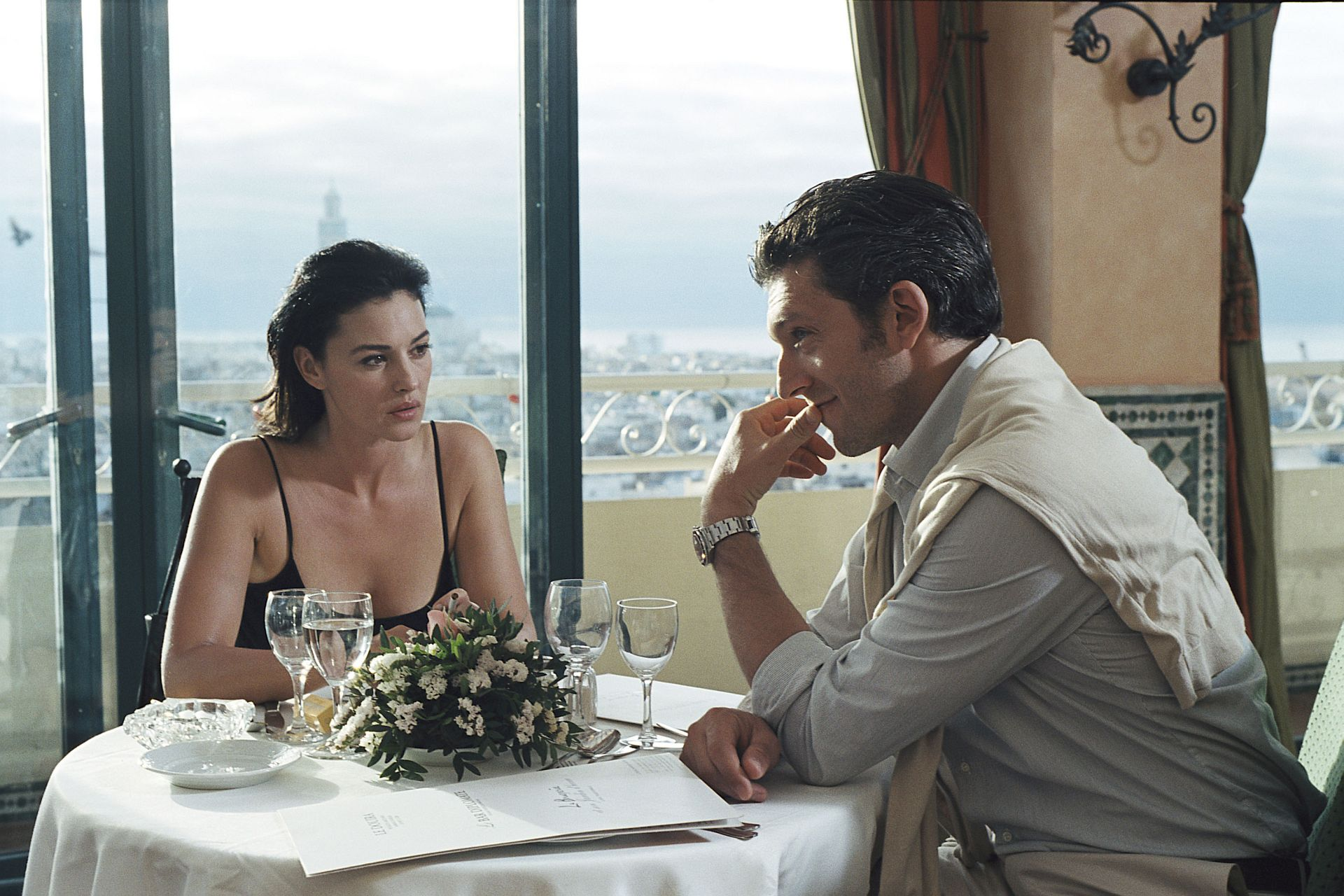 Monica Bellucci Agent Monica Bellucci Secret Agents