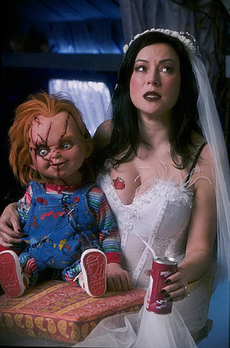Chucky wallpaper entitled Seed of Chucky