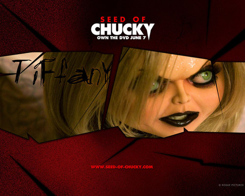 Chucky wallpaper titled Seed of Chucky