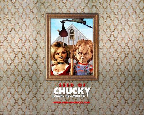 filmes wallpaper called Seed of Chucky