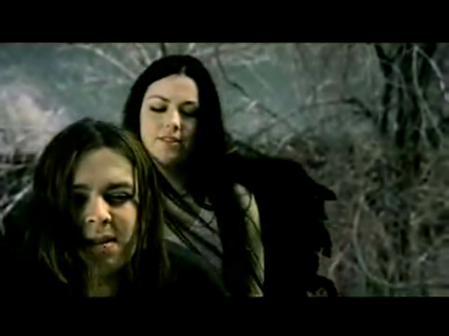 Seether wallpaper titled Seether & Amy Lee