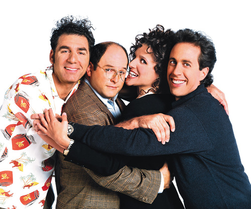 Seinfeld Cast - seinfeld Photo