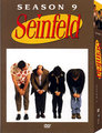 Seinfeld Season 9 DVD Cover