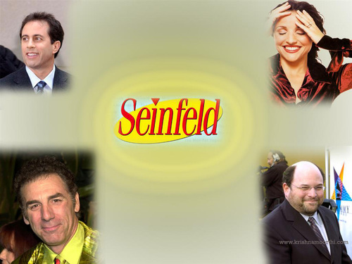 Seinfeld - seinfeld Wallpaper