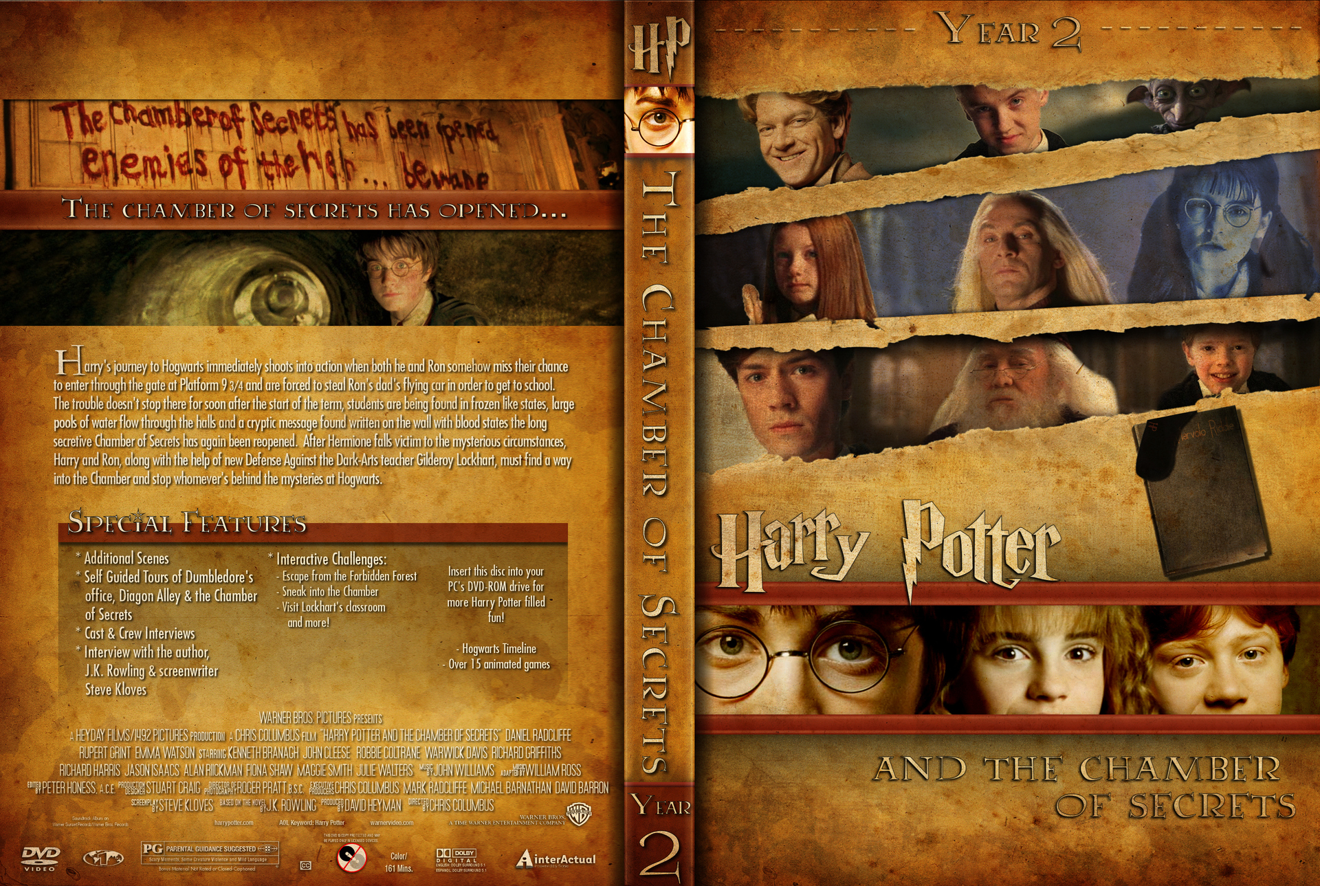 Self Made DVD covers