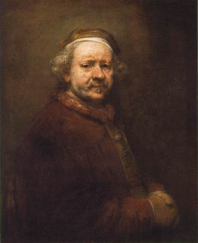 Self Portrait 1669