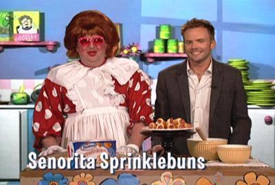 Senorita Sprinklebuns!