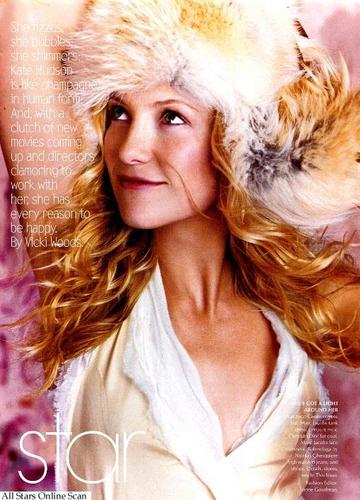 Vogue wallpaper titled September 2002: Kate Hudson