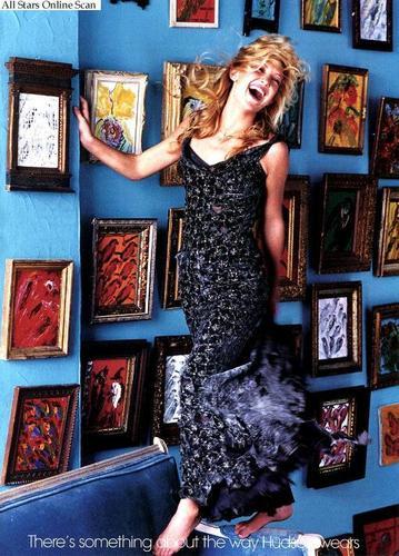 Vogue wallpaper titled September 2002: Kate Hudson