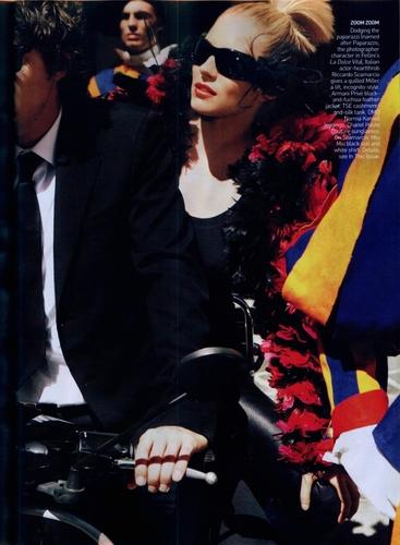 September 2007: Sienna Miller