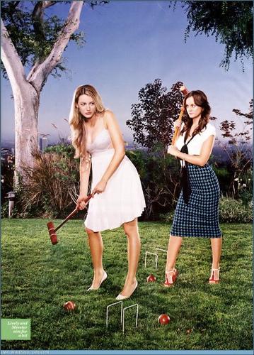 Serena & Blair