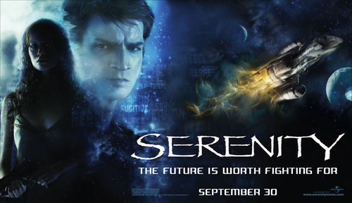 Serenity - nathan-fillion Photo