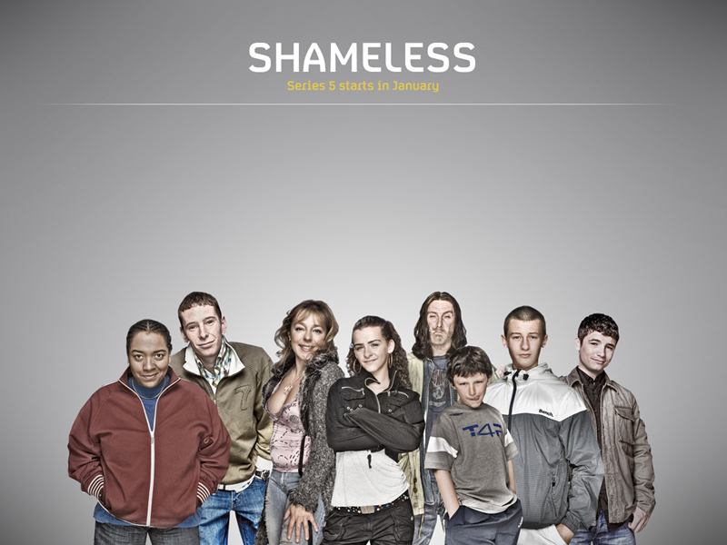 Shameless Wallpaper (474010) - Fanpop