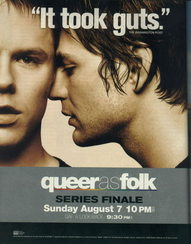 Queer As Folk wallpaper called Series Finale