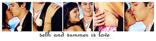 Seth & Summer Prom Любовь