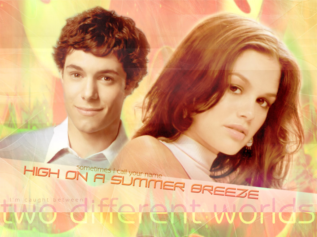 summer and seth images seth/summer hd wallpaper and background