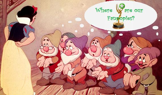 Seven Dwarves want Fanpoppies