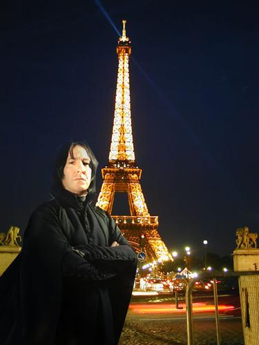 Severus Around the World
