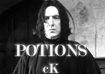 Severus Snape Perfume