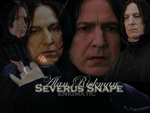 severus snape fondo de pantalla entitled Severus Snape