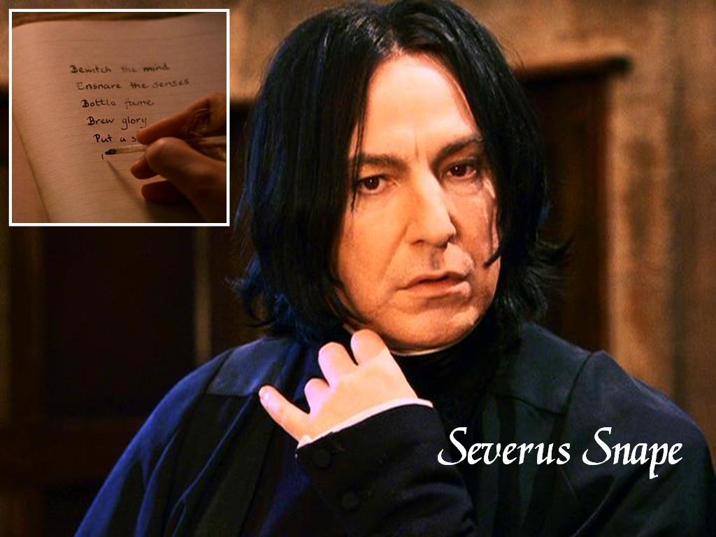 Severus Snape Severus Snape Wallpaper 523213 Fanpop