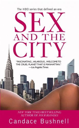 Sex and the City Book Cover