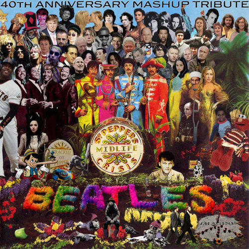 Sgt. Pepper's Mid Life Crisis
