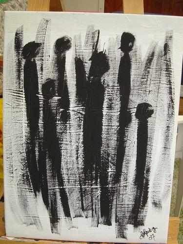Shadow Crowd
