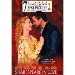 Shakespeare in upendo