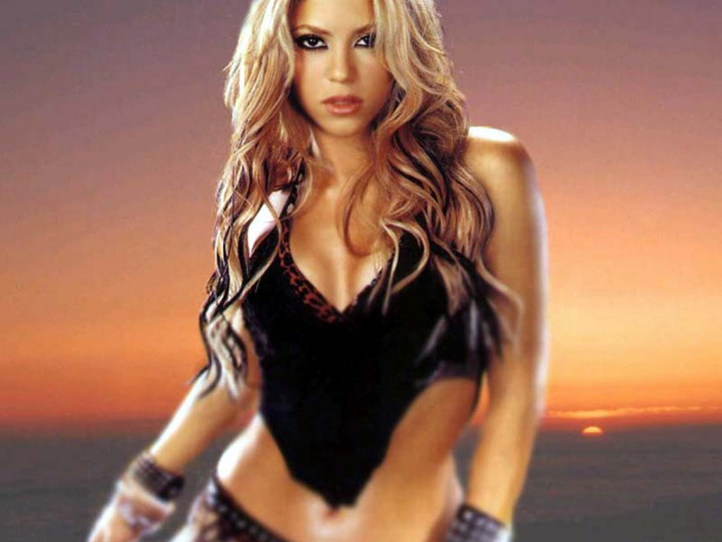 Shakira download wallpaper
